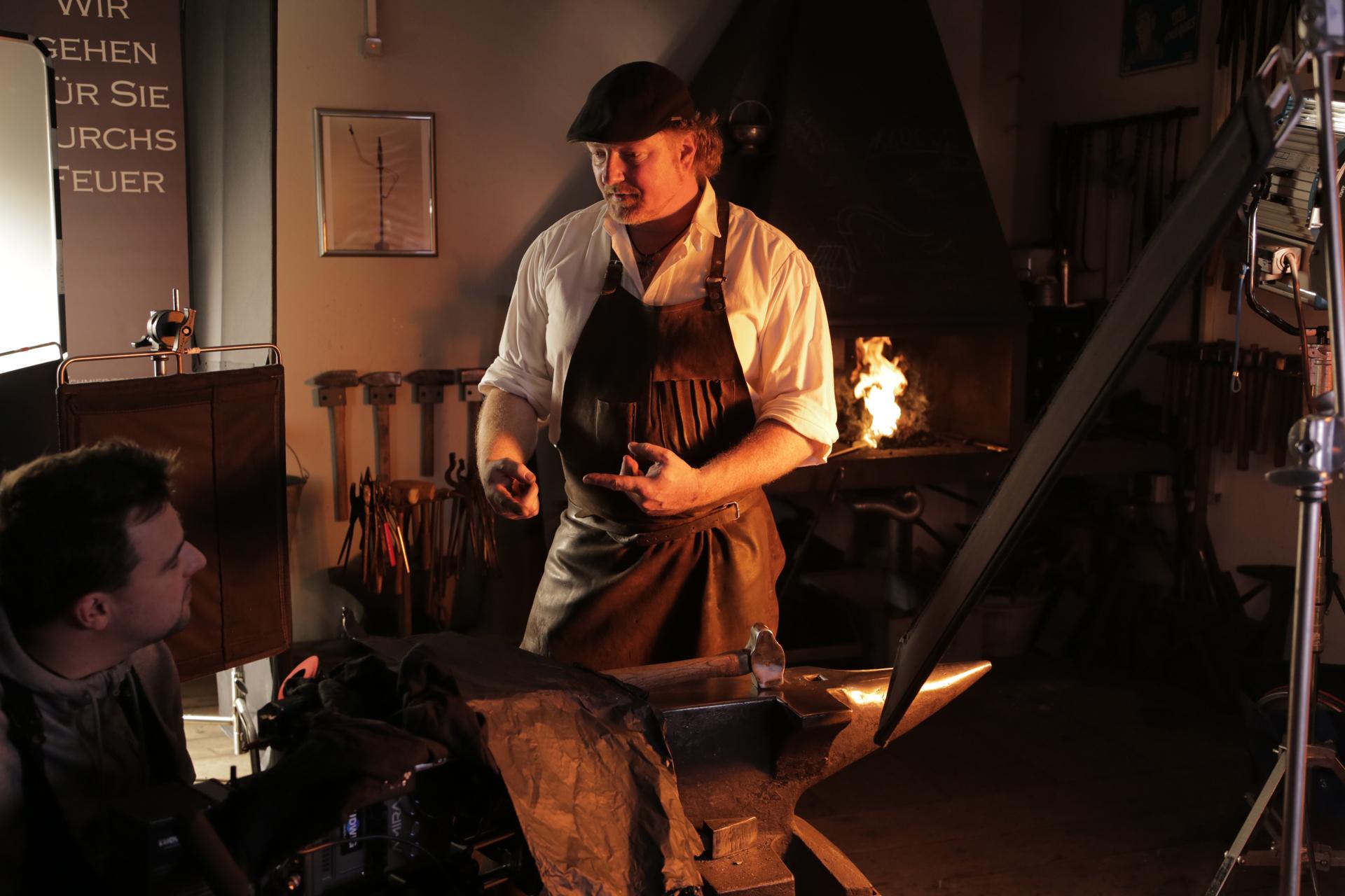 shooting, dreh, making of, behind the scenes, regie,  direction
