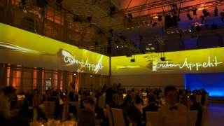 celebration, projektion, projection, motion design, media content, munich, muenchen, visuarte