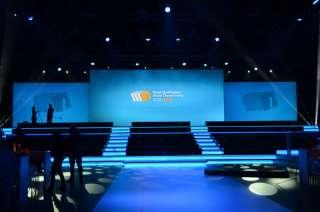 award ceremony, preisverleihung, gala show, media production, medien produktion, technical conssultant, on-site support, volkswagen ag, wolfsburg, munich, muenchen, visuarte